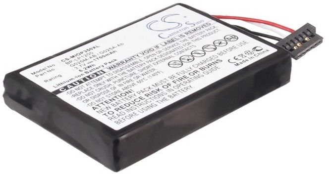 Mitac Mio P350 / 541380530006 1700mAh 6.84Wh Li-Ion 3.7V (Cameron Sino)