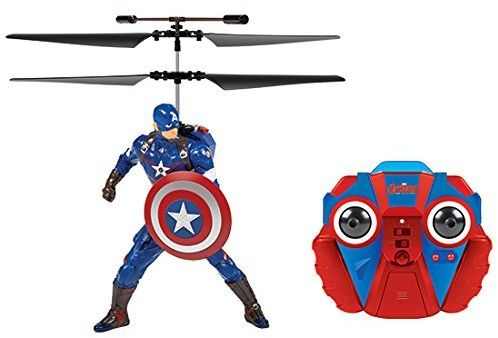 2ch Captain America Marvel IR Helicopter