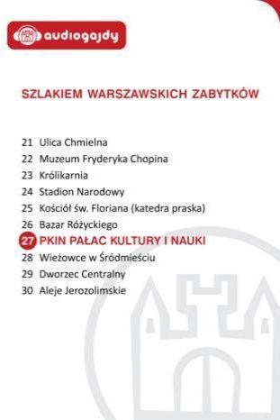 Pałac Kultury i Nauki. Szlakiem warszawskich zabytków - Ebook.