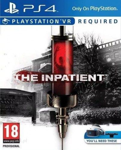 The Inpatient PS 4 VR Używana