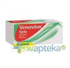 Venoruton Forte 500 mg 60 tabletek