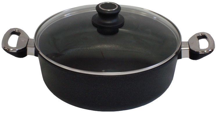 Rondel tytanowy wysoki 28 cm z pokrywką - BAF