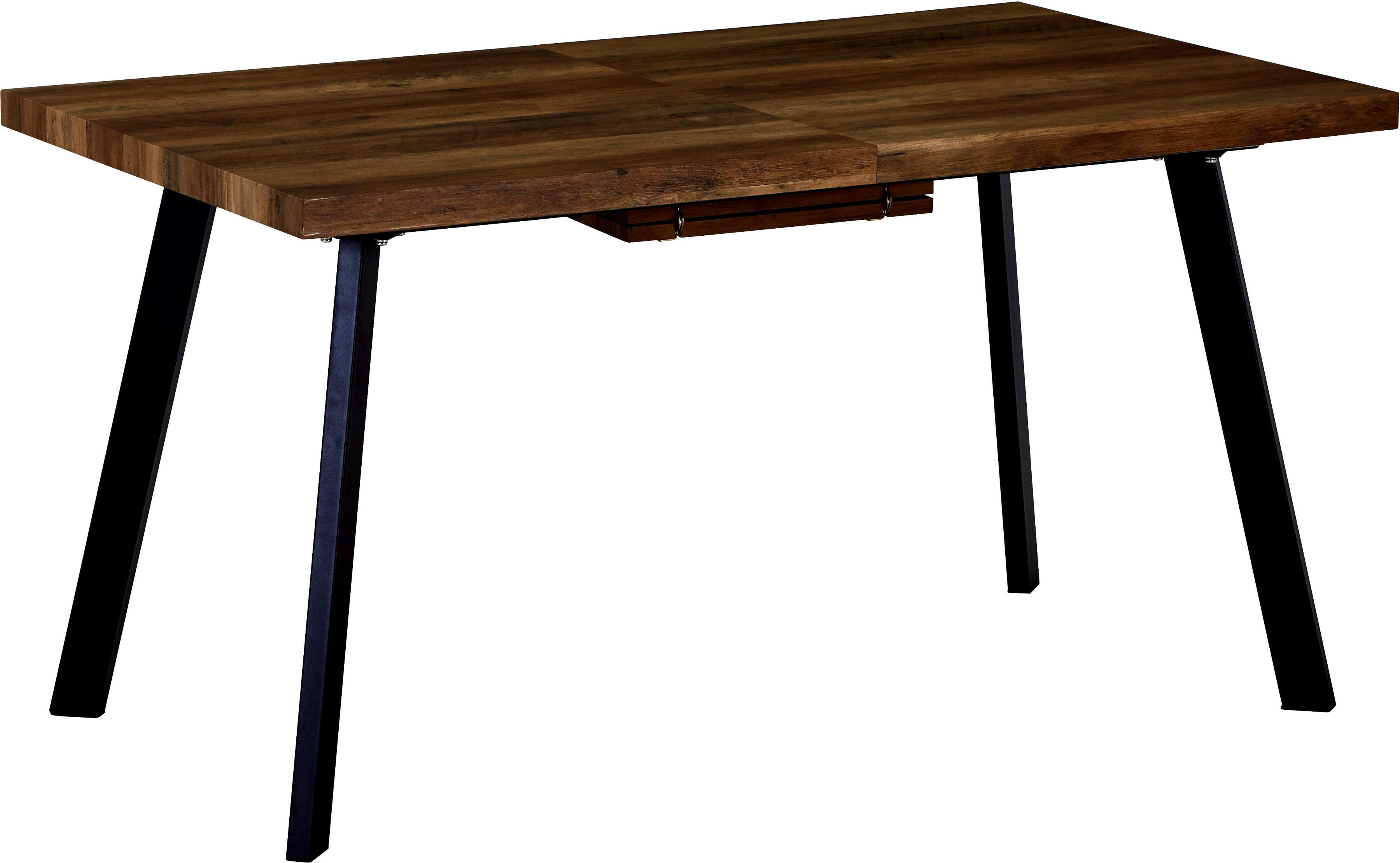 Stół rozkładany Diego Teak 140-180/85 cm