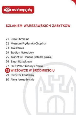 Wieżowce w Śródmieściu. Szlakiem warszawskich zabytków - Ebook.