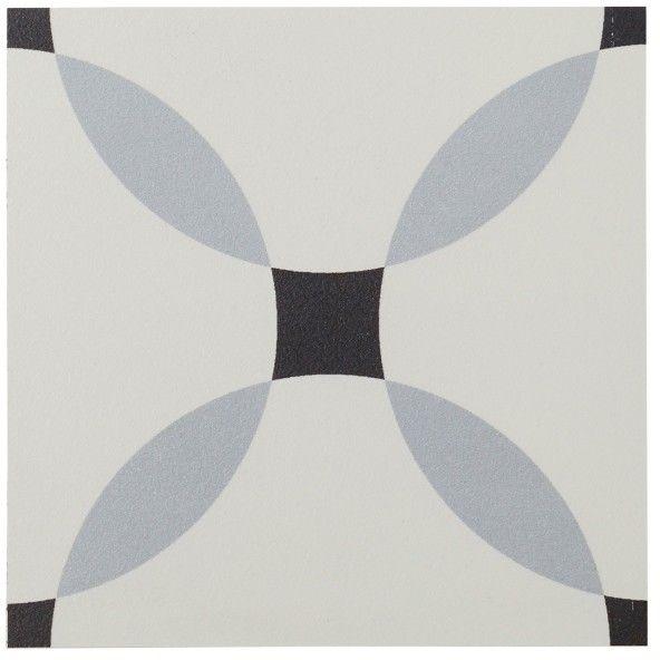 Gres Hydrolic Design 5 Colours 20 x 20 cm callison b&w 1 m2