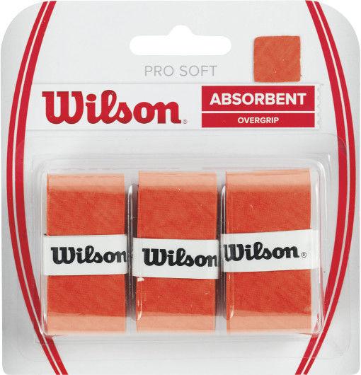 Wilson Pro Soft (3 szt.) - orange