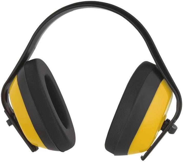 Nauszniki przeciwhałasowe Topex, ochronnik słuchu, słuchawki ochronne BHP