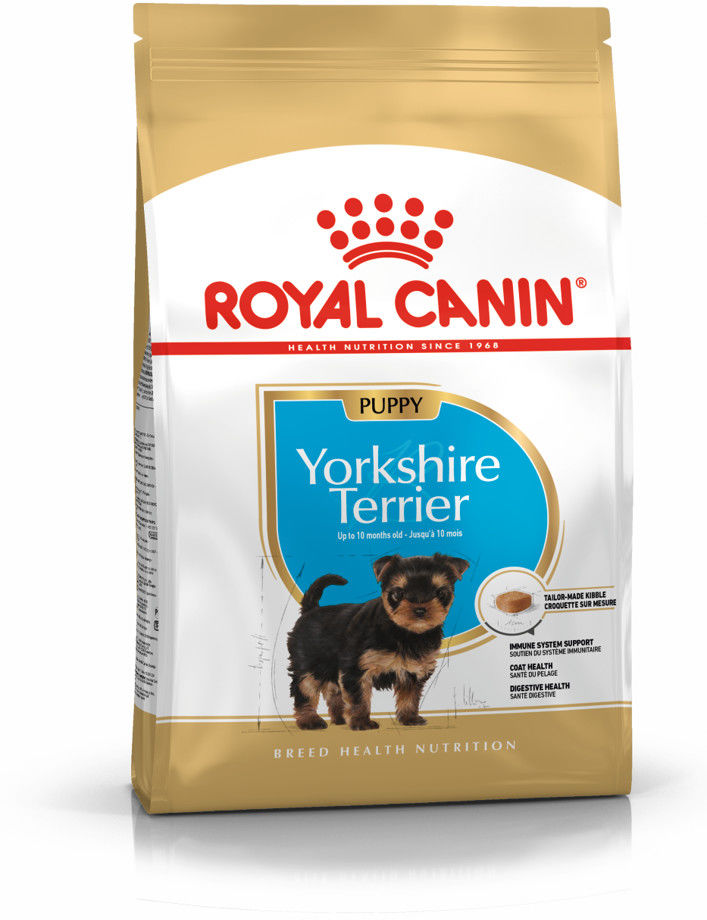 ROYAL CANIN YORKSHIRE TERRIER PUPPY JUNIOR 0.5KG