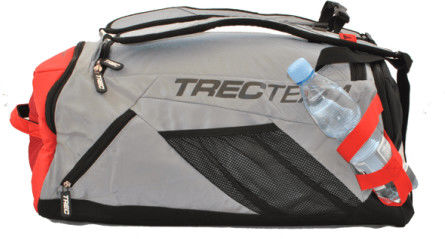 """Trec Accesories - Training Bag 006 """"Gray-Red"""""""