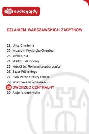 Dworzec Centralny. Szlakiem warszawskich zabytków - Ebook.
