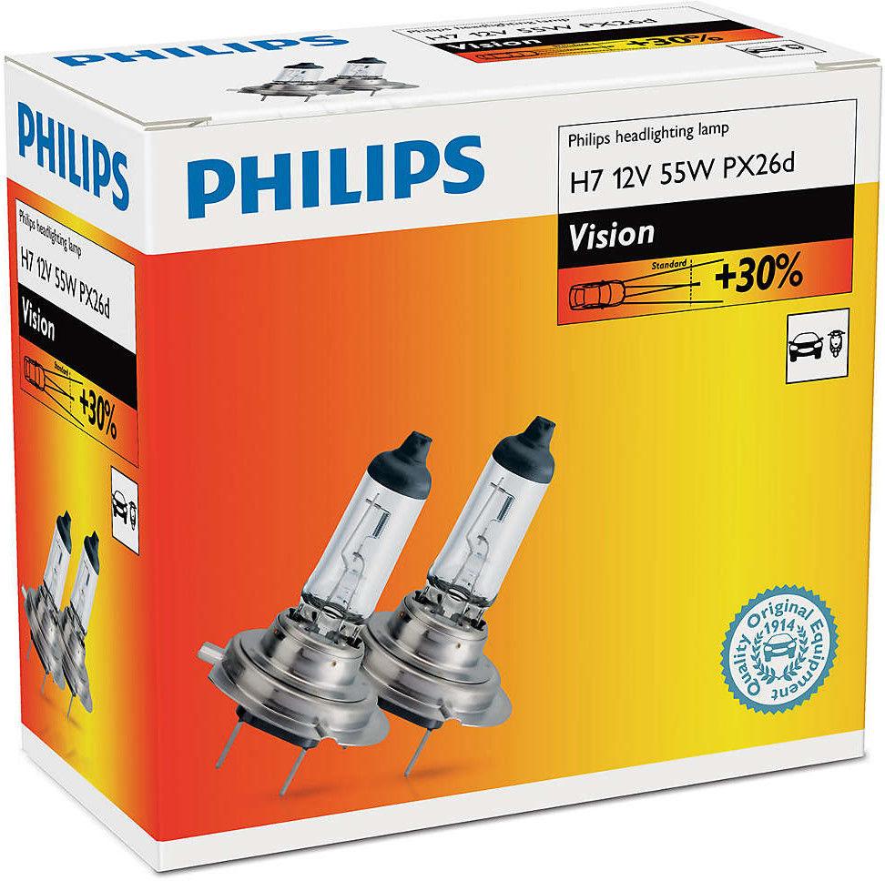 Żarówka Philips H7