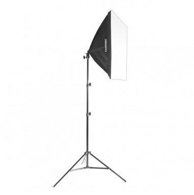 Lampa SOFTBOX 50x50 85W 802
