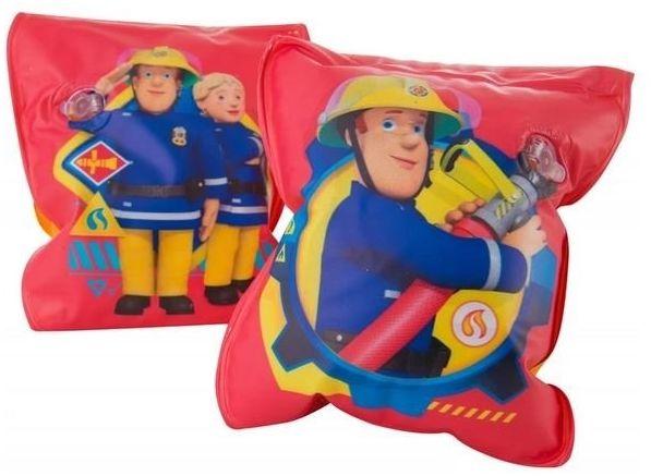 Rękawki do nauki pływania fireman sam strażak