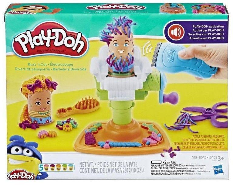 Hasbro Ciastolina Play-Doh - Afera u fryzjera E2930