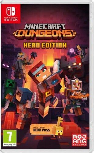 Minecraft Dungeons NS Używana