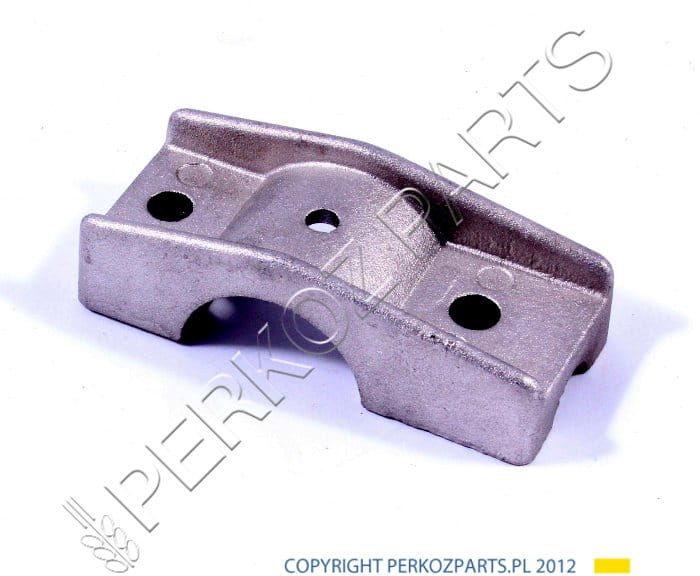 Obejma prowadnicy palca bębna hedera New Holland 300129700 - 84021658