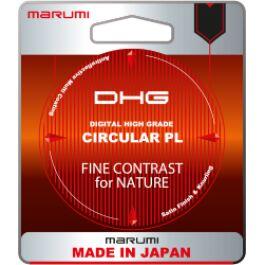 MARUMI DHG Circular PL 72mm filtr polaryzacyjny