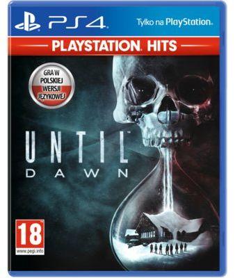Gra PS4 HITS Until Dawn
