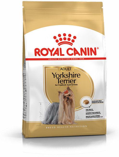ROYAL CANIN YORKSHIRE TERRIER ADULT 0.5KG