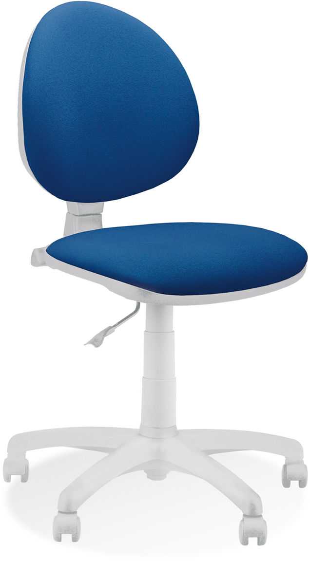 NOWY STYL Krzesło biurowe SMART white TS02-K32 RTS z mechanizmem CPT