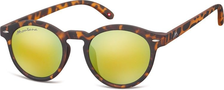 Okulary okragle lenonki Montana MS28F