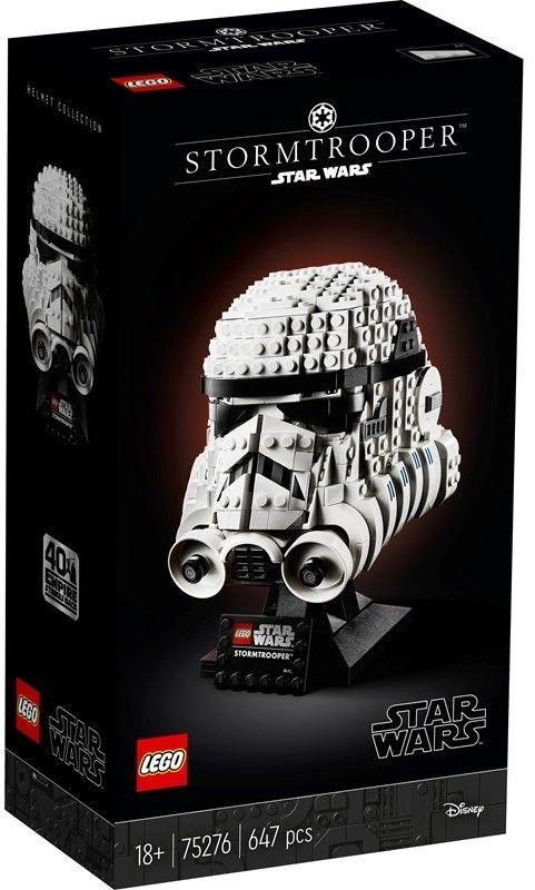 LEGO - STAR WARS - HEŁM SZTURMOWCA - 75276
