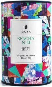 Japońska Organiczna Zielona Herbata Moya Sencha 60g - MOYA MATCHA