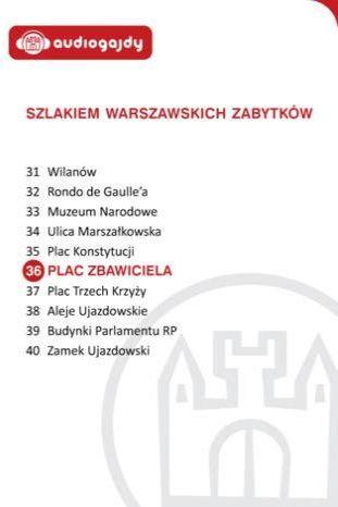 Plac Zbawiciela. Szlakiem warszawskich zabytków - Ebook.