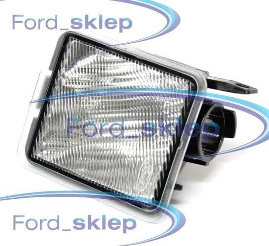 lampa oświetlenia otoczenia pojazdu - pod lusterkiem zew - lewa strona