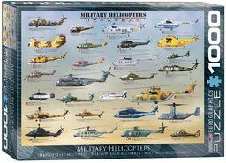 EuroGraphics Puzzle helikopter wojskowy
