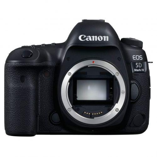 Canon EOS 5D Mark IV Body + CANON LP-E6N gratis - Rabat przy zakupie z obiektywem! - RATY 10x0%