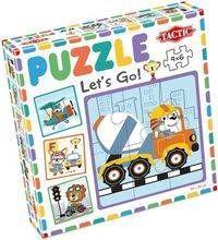 Moje pierwsze puzzle Ruszajmy w drogę!