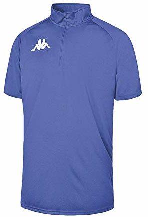 Kappa Monterosso Tee SS męski t-shirt XS Azul royal