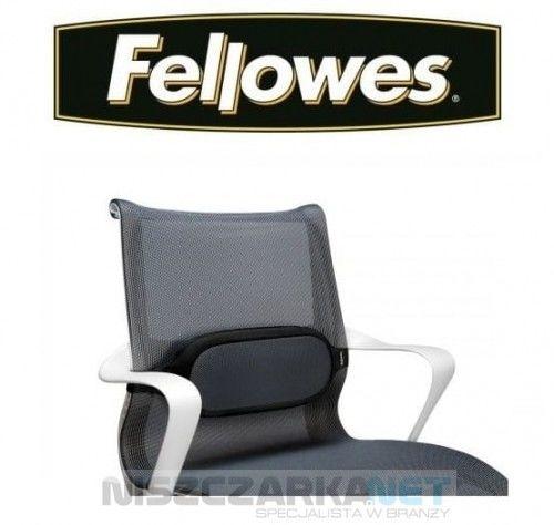 Podpórka lędźwiowa pod plecy Fellowes i-Spire  CZARNA 8042301