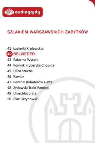 Belweder. Szlakiem warszawskich zabytków - Ebook.