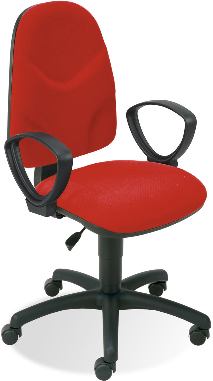 NOWY STYL Krzesło biurowe WEBST@R profil GTP2 ts02 z mechanizmem CPT
