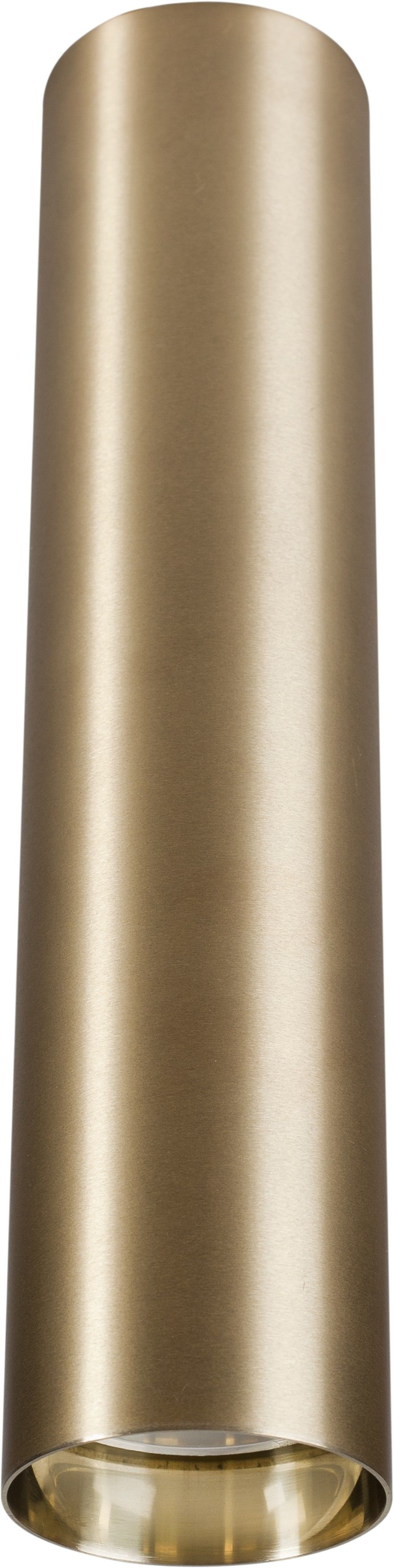 Tuba natynkowa Eye brass M mosiądz 25cm 8912 - Nowodvorski Do -17% rabatu w koszyku i darmowa dostawa od 299zł !
