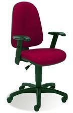 NOWY STYL Krzesło biurowe WEBST@R profil R1E ts02 z mechanizmem CPT