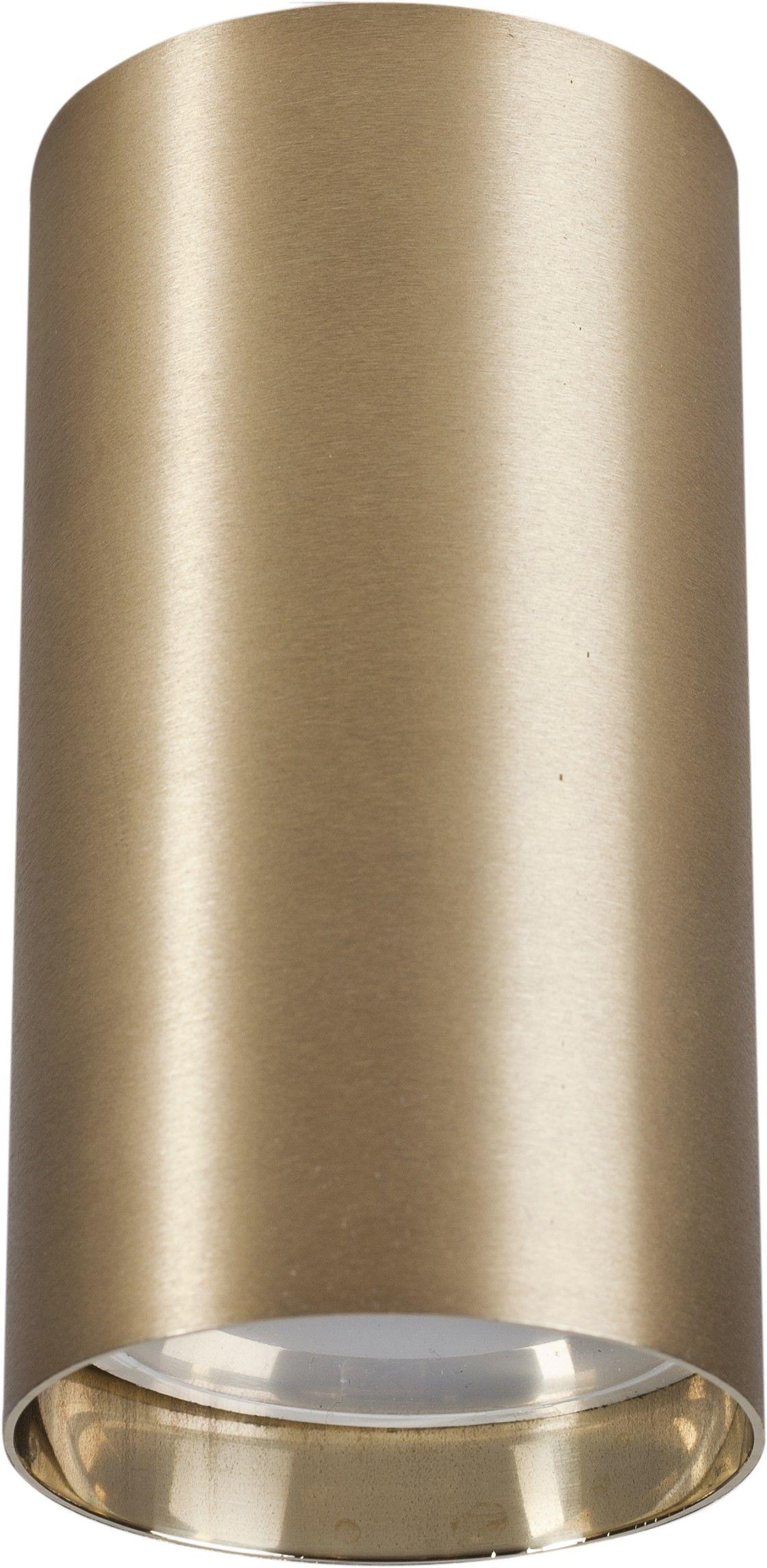 Tuba natynkowa nowoczesna Eye brass S mosiądz 8911 - Nowodvorski Do -17% rabatu w koszyku i darmowa dostawa od 299zł !