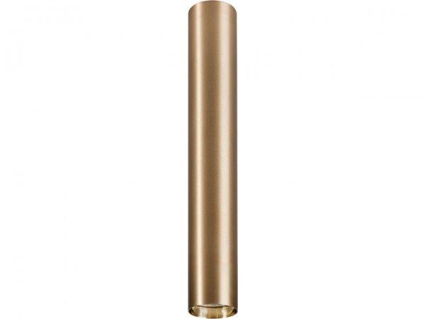 Tuba natynkowa Eye brass L 40cm mosiądz GU10 8913 - Nowodvorski Do -17% rabatu w koszyku i darmowa dostawa od 299zł !