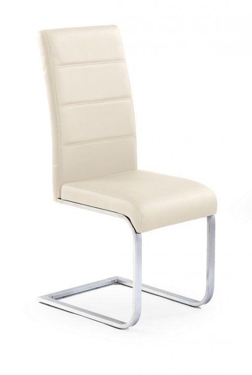 Krzesło K85 - ciemny krem