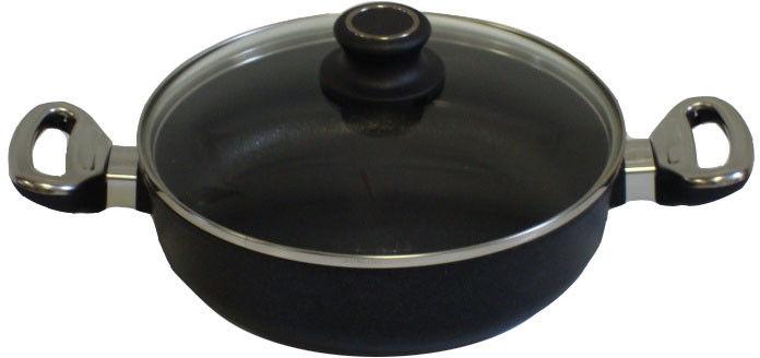 Rondel tytanowy 24 cm z pokrywą 3 litry - BAF
