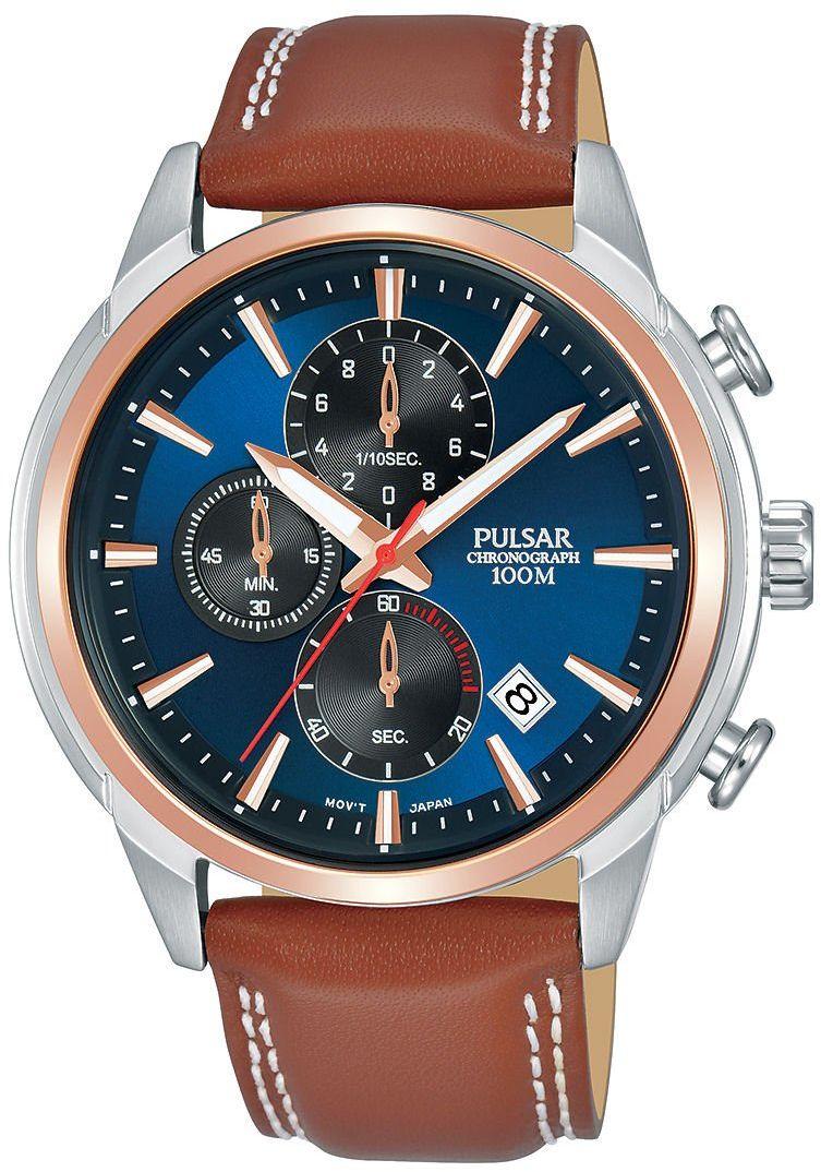Zegarek Pulsar męski chronograf PM3120X1