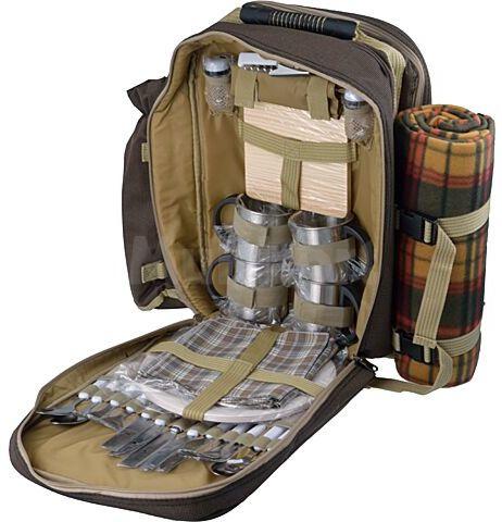 Plecak piknikowy dla 4 osób