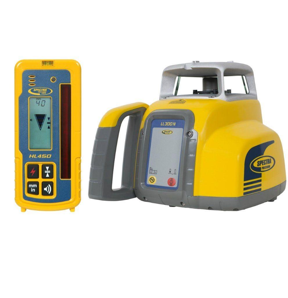 Niwelator Laserowy Spectra Precision LL300N + HL450