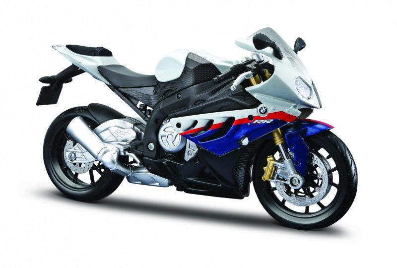 Motocykl BMW S 1000 RR 1/12