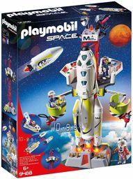 PLAYMOBIL Space 9488 Rakieta kosmiczna z rampą startową, od 6 lat