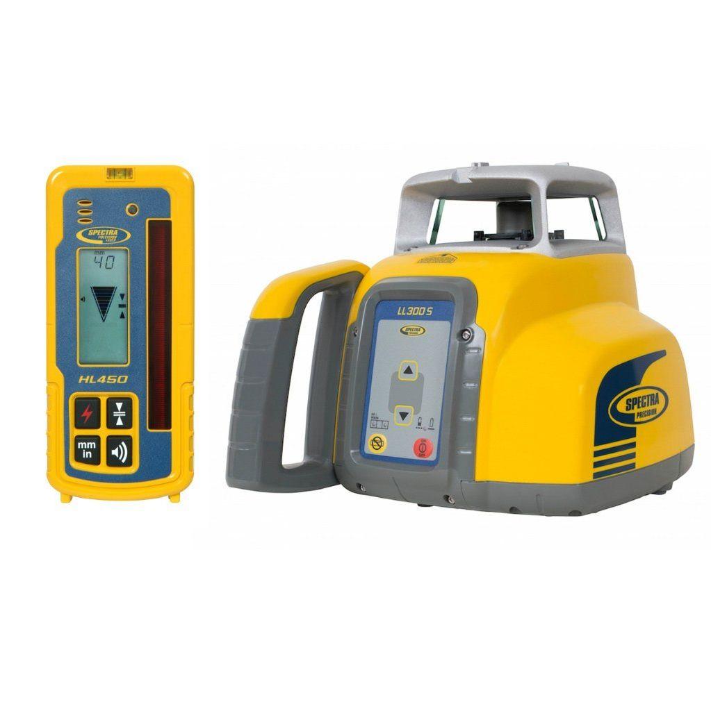 Niwelator Laserowy Spectra Precision LL300S + HL450