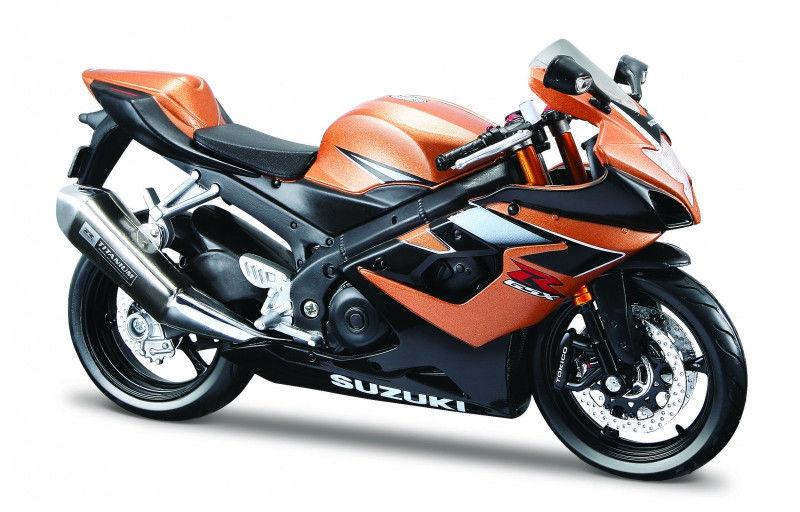Motocykl Suzuki GSX-R1000 1/12