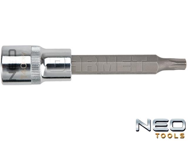 "Nasadka z końcówką Torx 1/2"", T25 x 100MM - NEO TOOLS (08-761)"
